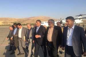 وزیر راه وشهرسازی: کردستان؛ استانی استراتژیک در حوزه راه و ترانزیت/ پروازهای فرودگاه سنندج افزایش می...