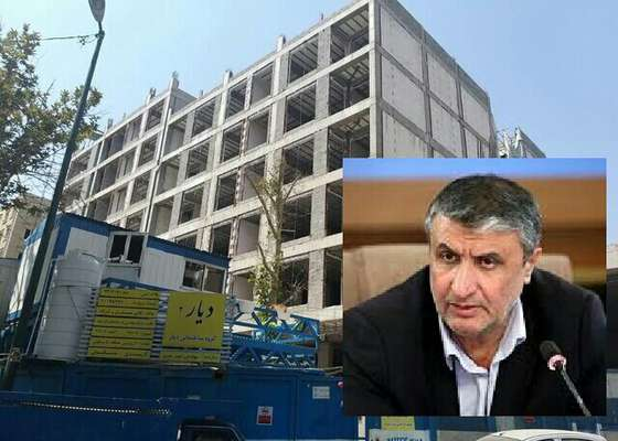 حکم دادگاه حسینیه سعادتآباد اجرا میشود