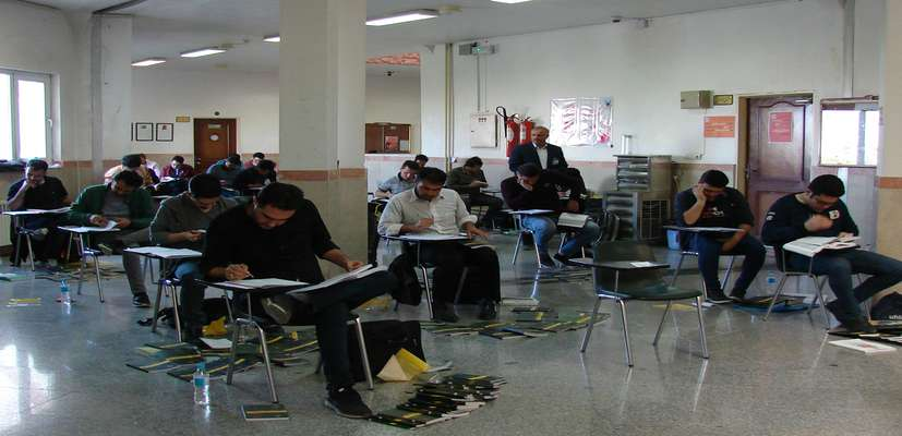 حضور 3600 نفر داوطلب در آزمون ورود به حرفه مهندسان ، کاردانان ، معماران تجربی در استان اردبیل