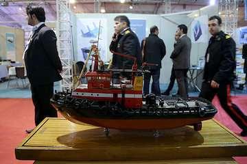 حضور ۲۰۰ استارتاپ حوزه دریایی در پنجمین نمایشگاه دریایی و صنایع فراساحل/ «اقتصاد مقاومتی» و «رونق تولید» در صنایع فراساحل اصلیترین محور پنجمین نمایشگاه دریایی