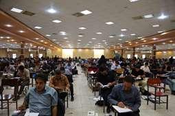 حضور بيش از 5 هزار داوطلب در آزمو ن  ورود به حرفه مهندسان استان كرمان