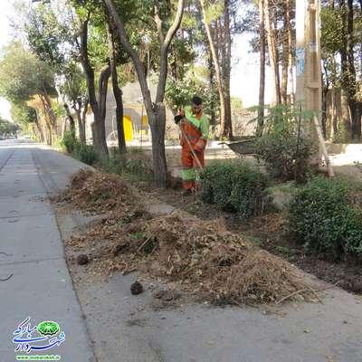روایت تلاش در حوزه معاونت خدمات شهری شهرداری مبارکه