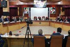 نود و سومین جلسه شورای اسلامی کلانشهر اهواز با یک دستور کار به صورت غیر علنی برگزار شد