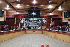 هفتادمین جلسه کمیسیون حقوقی و املاک شورای شهر اهواز برگزار شد