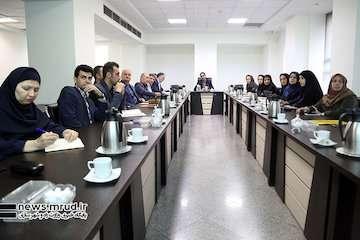 فرآیند اجرای چرخه مدیریت بهرهوری و گامهای دهگانه آن در وزارت راه و شهرسازی تبیین شد