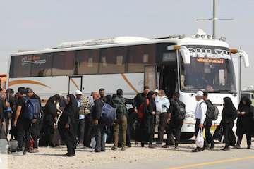 استفاده حداکثری از توان ناوگان برون شهری استان کرمان برای بازگشت زائران کرمانی