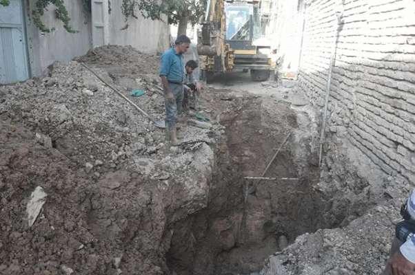 با اجرای ۱۰۰ کیلومتر شبکه فاضلاب در سمیرم  از آلودگی  بیش از  ۱۲۰۰ رشته چشمه جوشان در این شهرستان جلوگیری شد