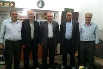 تقدیر از طلایهداران عرصه جهاد وایثار ، پاسداشت آرمانهای انقلاب اسلامی است