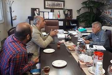 برگزاری ششمین جلسه ملاقات مردمی مدیر کل راه و شهرسازی استان تهران