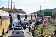 تمام ظرفیت ناوگان اتوبوس، مینیبوس و سواری كرایه در بازگشت زائران به کار گرفته میشود