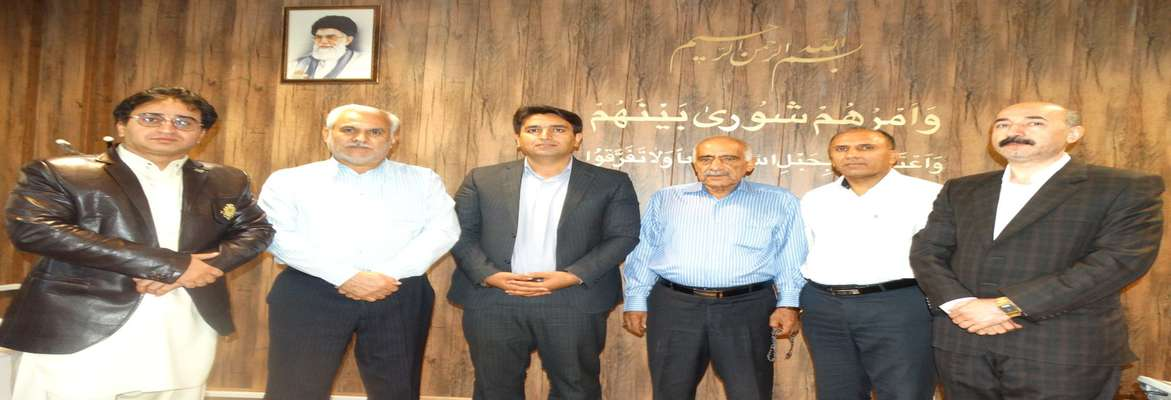 دیدار اعضای شورای اسلامی شهر زاهدان با اعضای شورای اسلامی شهر سنندج