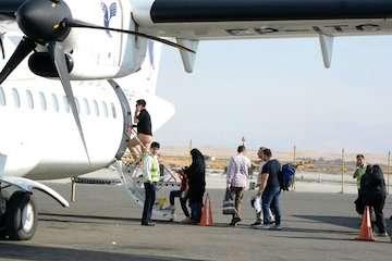 انجام تعداد ۱۰۸ پرواز رفت وبرگشت هما برای انتقال زائران حسینی به عتبات عالیات