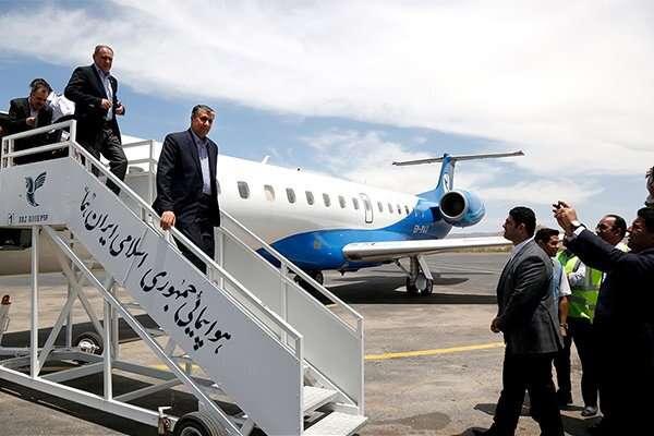 وزیر راه و شهرسازی به ترکمنستان سفر کرد