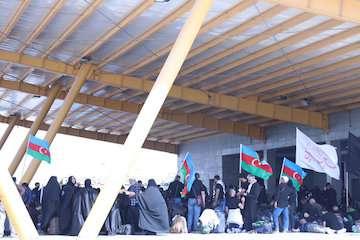 موج ورود زائران به کشور آغاز شد/ ورود بیش از ۸۲ هزار زائر ایرانی از گذرگاههای مرزی خوزستان در یک روز