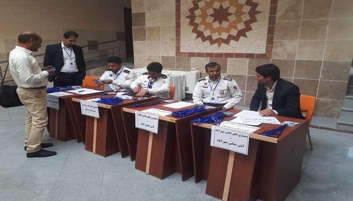 برگزاری مراسم 7 مهر روز آتشنشان و خدمات ایمنی