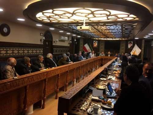 مطالبات کانون بازنشستگان شهرداری گرگان بررسی شد