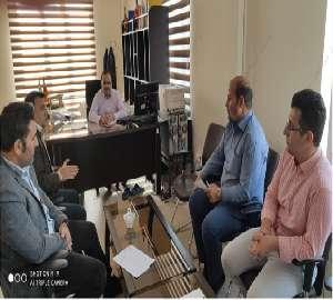 برررسی عملکرد امور مشترکین آب و فاضلاب روستایی شهر...