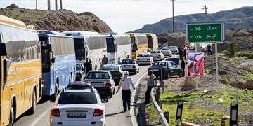 اختصاص ۱۰۰درصد ناوگان اتوبوسی به زوار اربعین در ۴ روز/مردم از سفر غیرضروری بپرهیزند