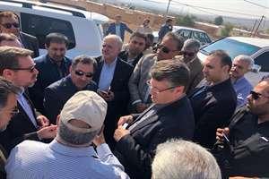 معاون وزیر راه و شهرسازی؛ استان فارس نقش محوری در حمل و نقل کشور دارد