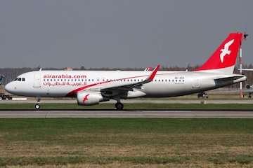 فرود اضطراری هواپیمای ایرعربیا در فرودگاه امام خمینی(ره)