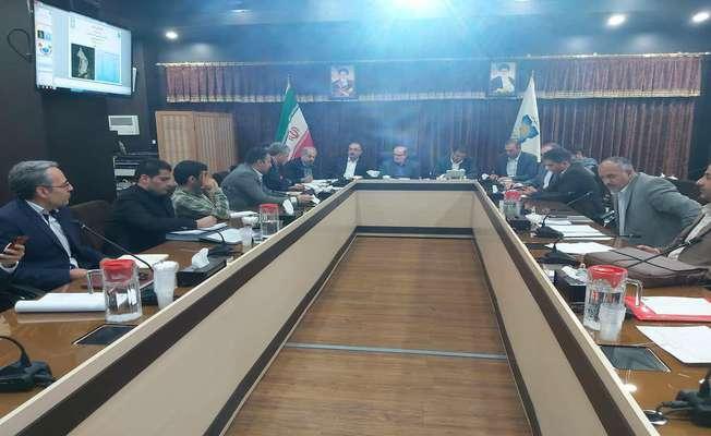 جلسه ای با حضور مسعود کاظمی شهردار لاهیجان در خصوص وضعیت مدیریت پسماند شهرهای استان گیلان با محوریت ساماندهی محل دفن تموشل در تهران برگزار شد.