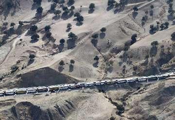 آخرین وضعیت راههای منتهی به مرزهای مهران-شلمچه-چذابه-خسروی