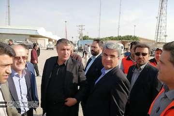 نظم بر حملونقل زائران اربعین حسینی در هر چهار نقطه مرزی حاکم است/ ساماندهی ۱۱ هزار دستگاه اتوبوس برای جابجایی زائران
