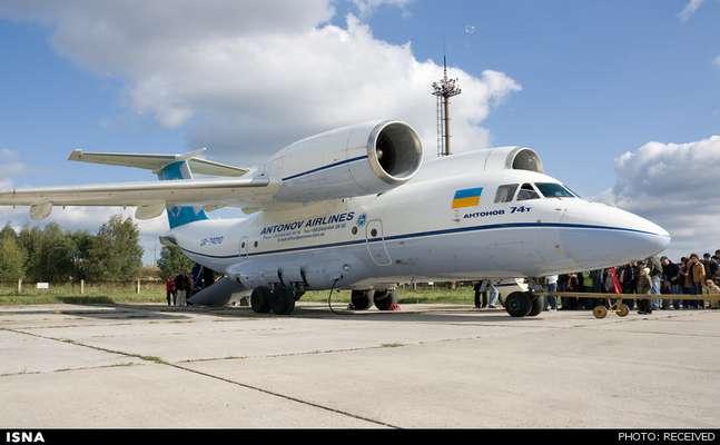پرواز با آنتونوف مانند مسافرکشی با کامیون صندلیدار!