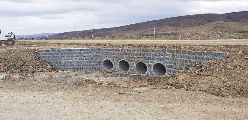 احداث راه روستایی عالشان- سید آباد، پل ارتباطی جدید شهرستان بیله سوار و گرمی