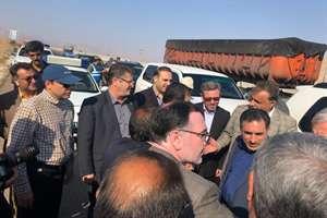 عملیات اجرایی راه آهن یزد به فارس با سرعت بالایی در دست اجرا می باشد.