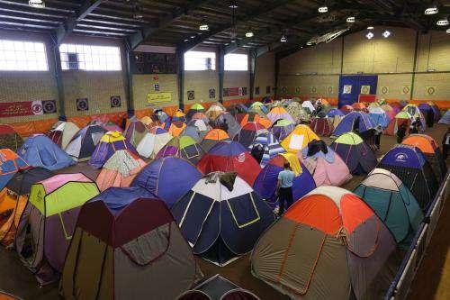 آمادهسازی 13 مرکز اسکان اضطراری زائران پیاده برای دهه پایانی صفر
