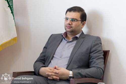 رضایتمندی زائران از خدمات رسانی کاروان خدام الحسین (ع)شهرداری مشهد در  ...