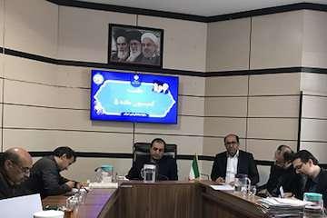 ششمین جلسه کمیسیون ماده پنج شهر بجنورد در خراسان شمالی برگزار شد