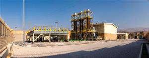 اولین نیروگاه مقیاس کوچک برق منطقه ای خوزستان وارد مدار شد