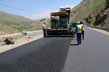 اجرای طرح اقدام برای راههای اولویت دار روستایی شهرستان زنجان پیشرفت مطلوب داشت