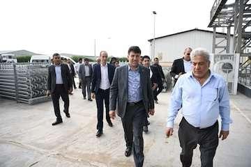 همکاریهای بندری و دریایی ایران و الجزایر بررسی شد / دو طرف بر توسعه همکاریهای آموزشی، تجربیات فنی و افزایش حجم مبادلات بازرگانی تاکید کردند