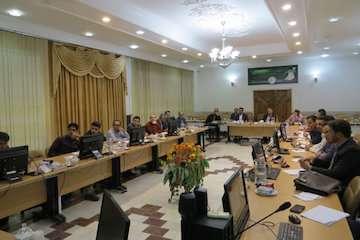 برگزاری کارگاه آموزشی در راه آهن شمال شرق (۱)