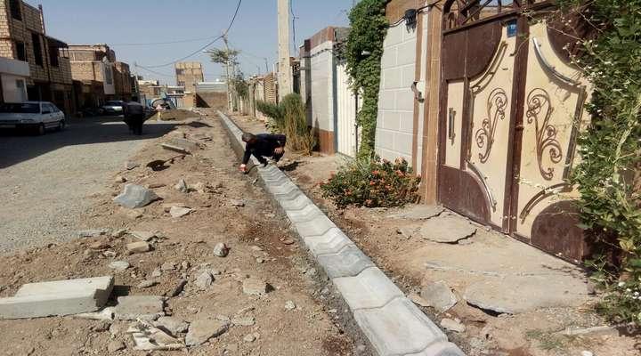 گوشه ای از فعالیت های شهرداری در نیمه اول مهر ماه 98 به  روایت تصویر