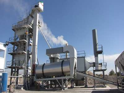 تعمیر دستگاه های کارخانه پخت آسفالت در دستور کار سازمان عمران شهرداری قزوین قرار گرفت