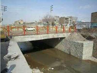 سرعت عملیات اجرایی پروژه دیوارسنگی رودخانه بازار افزایش می یابد