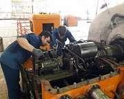 اجرای تعمیرات میاندوره واحد ۳۰۵ مگاواتی شماره ۴ نیروگاه رامین اهوار