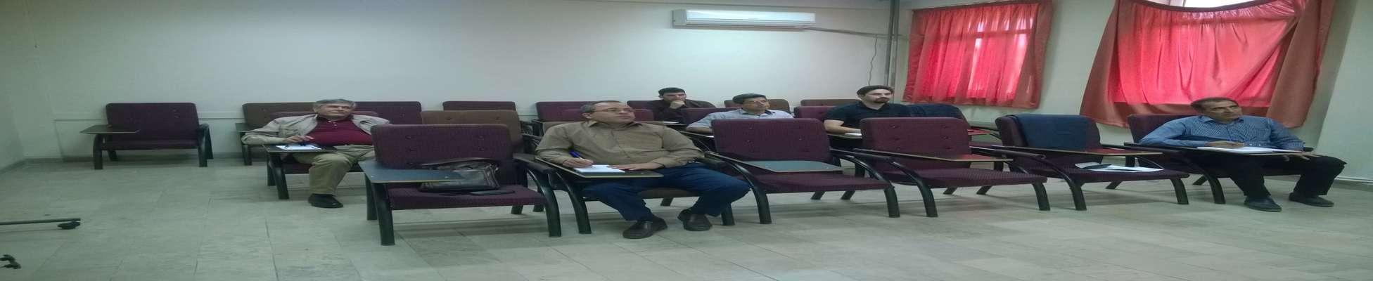گزارش برگزاری دوره آموزشی علم مواد و عملیات حرارتی