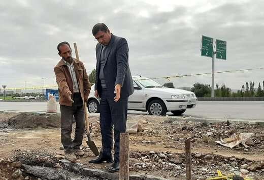 اهتمام ویژه شهرداری منطقه۴ برای تکمیل زیرساختهای شهری