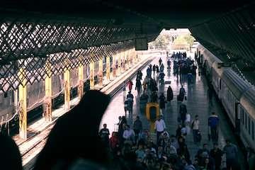 اختصاص ۲۰ رام قطار فوق العاده به مشهد مقدس در روزهای پایانی ماه صفر