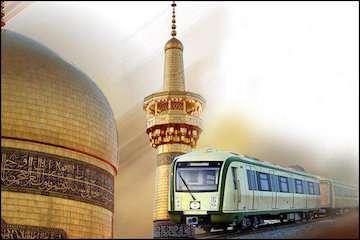 اختصاص ۲۰ رام قطار فوق العاده به مشهد مقدس در روزهای پایانی ماه صف