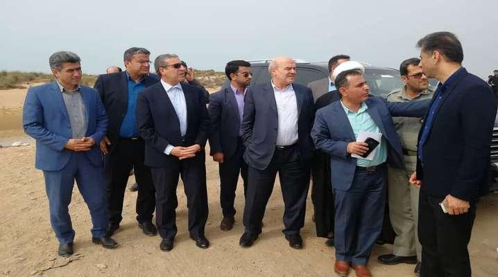 شمال استان بوشهر با حفظ محیط زیست توسعه مییابد