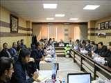 جلسه شورای مدیران بنیاد مسکن انقلاب اسلامی استان آذربایجان شرقی تشکیل شد