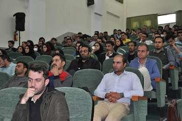 برگزاری مراسم تحلیف مهندسان و کاردانهای فنی ساختمان استان اصفهان