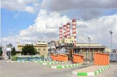 تولید بیش از 385 میلیون کیلووات ساعت انرژی در نیروگاه قم