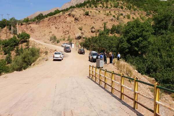 معاون سازمان محیط زیست از جاده قزوین به کلاچای بازدید کرد